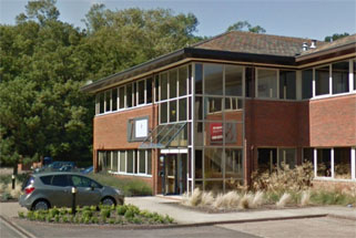 Office base build works completed in Basingstoke